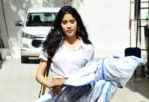 Janhvi Kapoor – Outside Karan Johar's Old Dharma Office in Mumbai