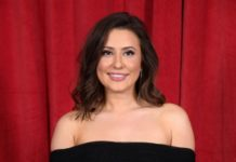 Jasmine Armfield – British Soap Awards 2019