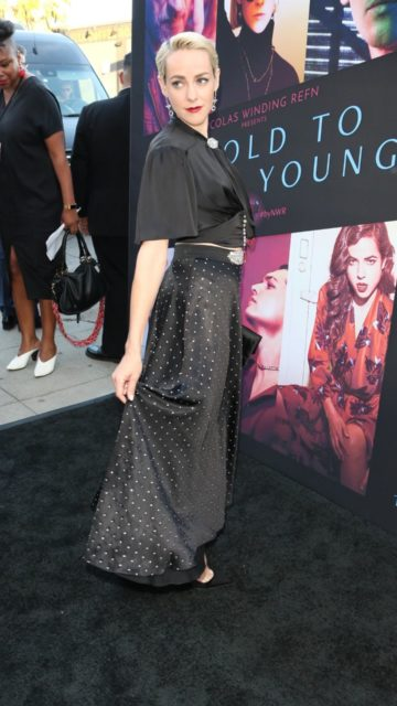 "Jena Malone – ""Too Old To Die Young"" Screening in LA"