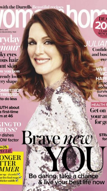 Julianne Moore – Woman and Home South Africa July 2019 Issue