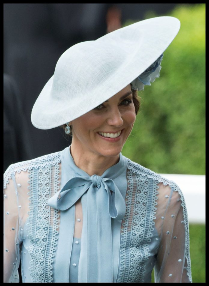 Kate Middleton – Day One of Royal Ascot in Ascot