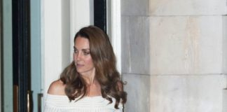 Kate Middleton – First Annual Gala Dinner in Recognition of Addiction Awareness Week in London