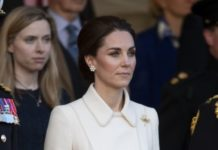Kate Middleton – The Beating Retreat Service at Horseguards Parade in London