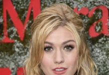 Katherine McNamara – Women in Film Max Mara Face of The Future in LA