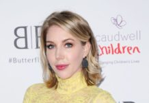 Katherine Ryan – Caudwell Children Butterfly Ball Charity Event in London