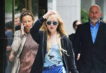 Kathryn Newton Casual Style – Out in NYC