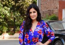"Katrina Kaif – Promo Event of Her Upcoming Film ""Bharat"" in Mumbai"