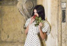 Kendall Jenner at Pierluigi in Rome