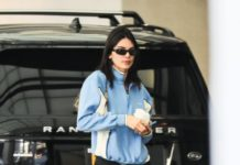 Kendall Jenner – Out for Dinner in Beverly Hills