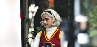 "Kiernan Shipka – ""Chilling Adventures of Sabrina"" Set in Vancouver"
