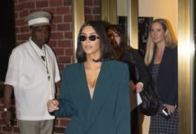 Kim Kardashian – White House in Washington DC