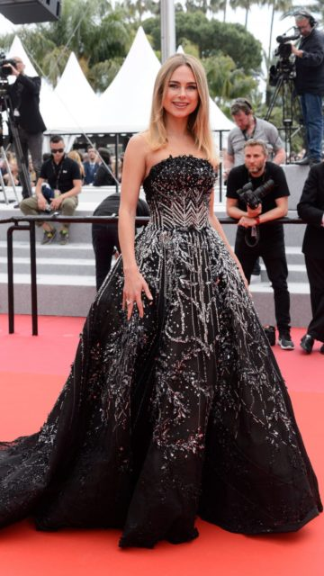 """Kimberley Garner – """"It Must Be Heaven"""" Red Carpet at Cannes Film Festival"""
