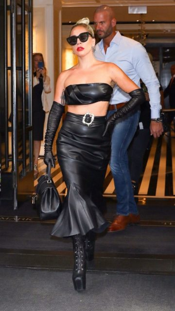 Lady Gaga Looks Stylish