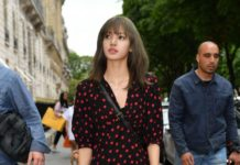 Lalisa Manoban – Out in Paris