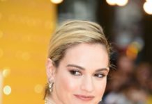 "Lily James – ""Yesterday"" Premiere in London"