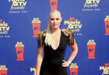Lindsey Vonn – 2019 MTV Movie & TV Awards in LA