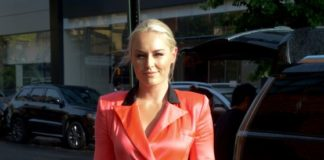 "Lindsey Vonn – Outside ""The Daily Show With Trevor Noah"" in NYC"