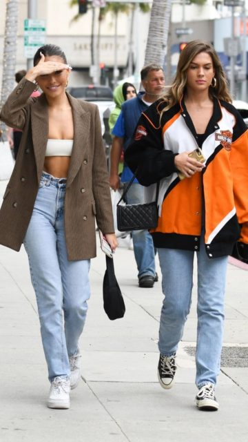 Madison Beer – Leaving Anastasia Spa in Beverly Hills