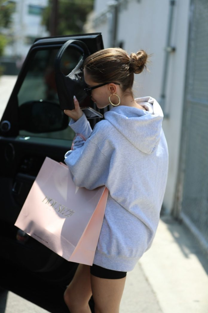 Madison Beer – Leaving House of CB Clothing Store in West Hollywood
