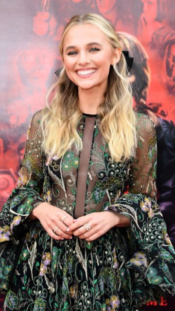 """Madison Iseman – """"Annabelle Comes Home"""" Premiere in Westwood"""