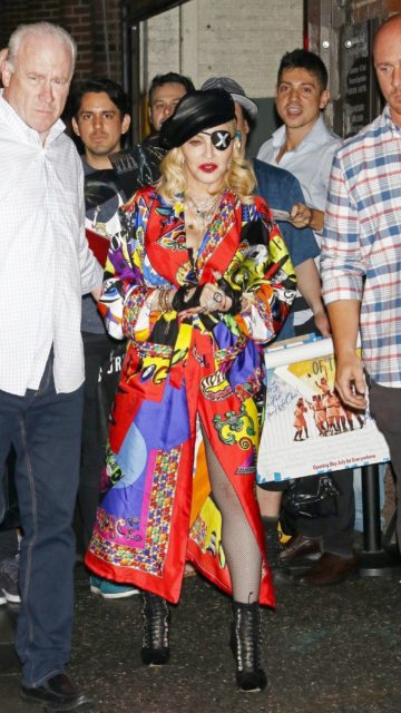 Madonna – Promoting Her New Album Madame X in New York