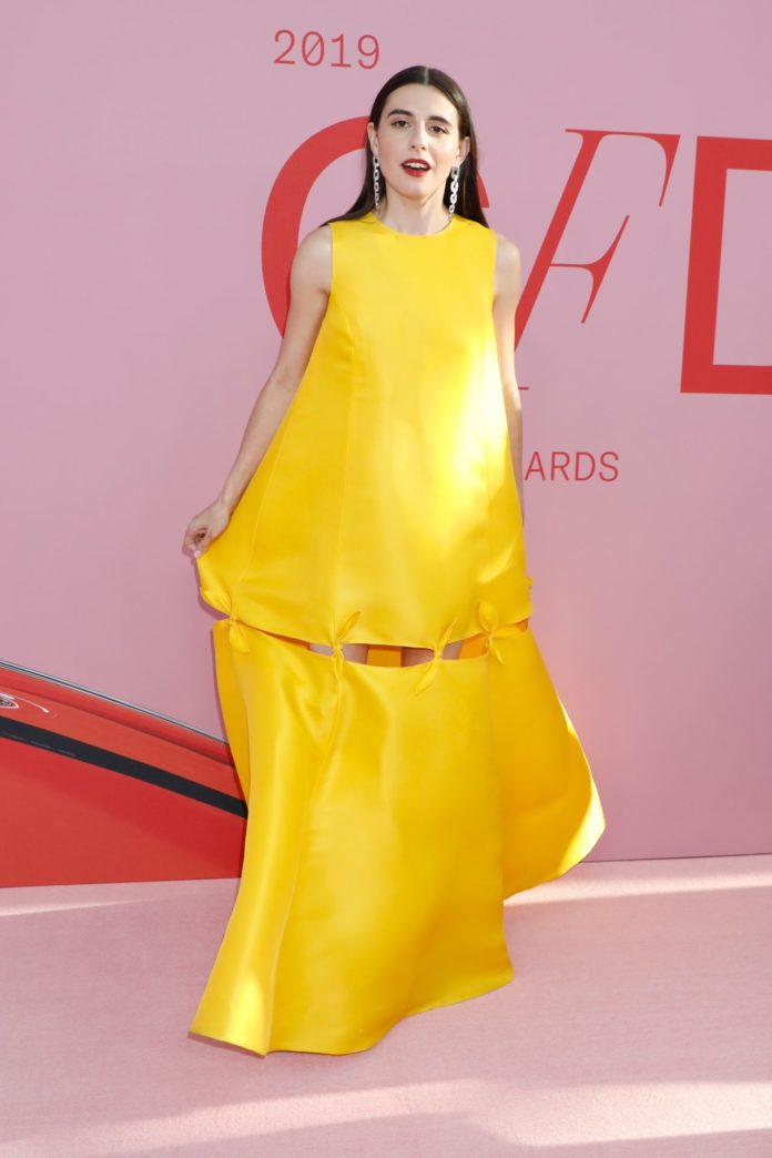 Marianne Rendon – 2019 CFDA Fashion Awards in NYC