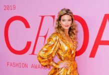 Martha Hunt – 2019 CFDA Fashion Awards in NYC