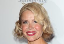Melinda Messenger – Caudwell Children Butterfly Ball Charity Event in London