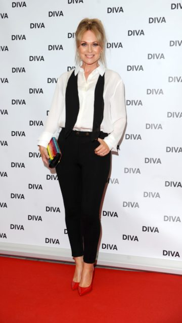 Michelle Hardwick – DIVA Magazine Awards 2019 in London