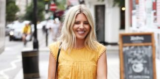 Mollie King – Out in London