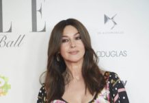 Monica Bellucci – Solidarity Gala Dinner for CRIS Foundation Against Cancer in Madrid
