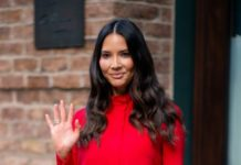Olivia Munn – Leaving Her Hotel in Tribeca