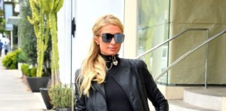 Paris Hilton – Arrives at Catch in West Hollywood