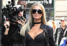 Paris Hilton – Arrives at the BUILD Series in NYC