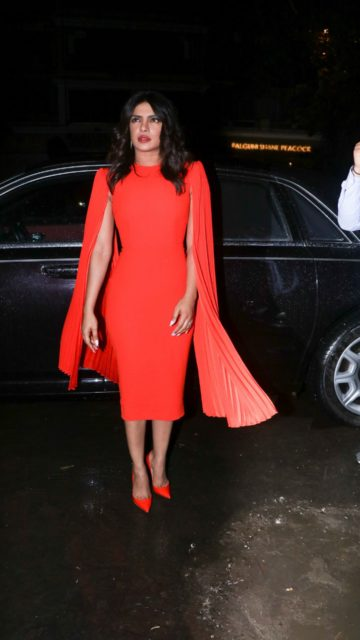 Priyanka Chopra – Bumble Bizz App New Campaign Launch in Mumbai