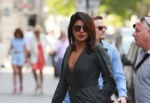 Priyanka Chopra Looks Stylish – Returning to Her Hotel in Paris