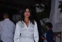 "Priyanka Chopra – ""The Sky is Pink"" Wrap up Party"