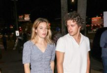 Rachel Keller and Antonio Marziale – Out in Los Angeles