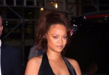 Rihanna Night Out Style