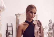 Rosie Huntington-Whiteley – BCBGMAXAZRIA Spring & Summer Campaign 2019