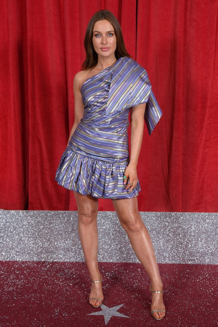 Rozanna Purcell – British Soap Awards 2019
