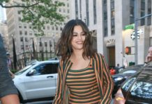 Selena Gomez – Arrives at Mean Girls on Broadway
