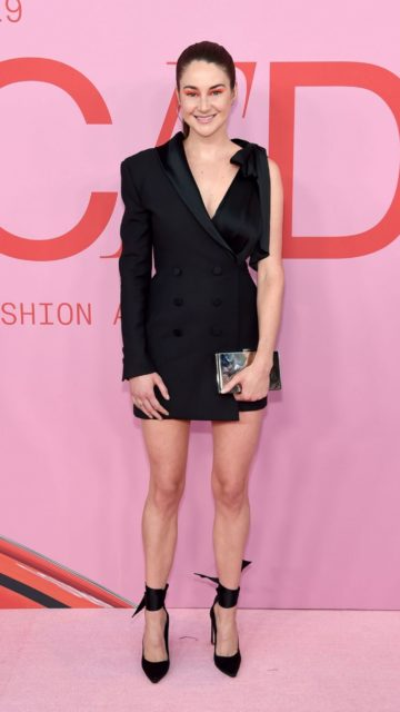 Shailene Woodley – 2019 CFDA Fashion Awards in NYC