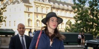 "Shailene Woodley – ""Laperouse"" Restaurant in Paris"