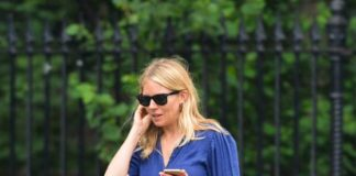 Sienna Miller Casual Style – Out in New York City