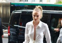 Sophie Turner Looks Stylish – Out in Paris