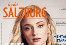 Sophie Turner – Salzburg Look Magazine June 2019 Issue