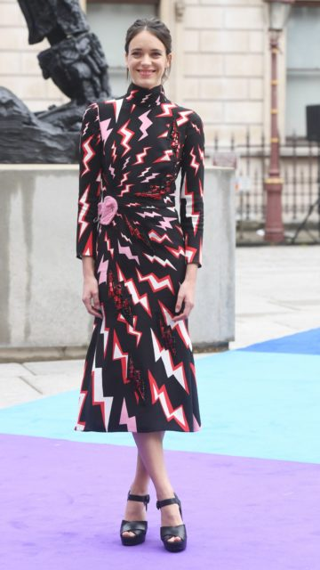 Stacy Martin – Royal Academy of Arts Summer Exhibition Party 2019 in London