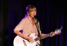 Taylor Swift – AEG and Stonewall Inn's Pride Celebration in NYC