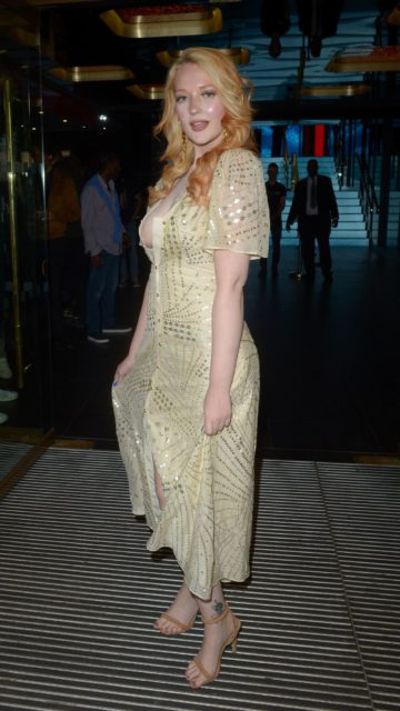 """Victoria Clay – """"Godzilla: King of the Monsters"""" Special Screening in London"""